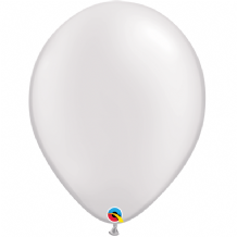 "Qualatex 16 inch Balloons - Pearl White 16"" Balloons (10pcs)"